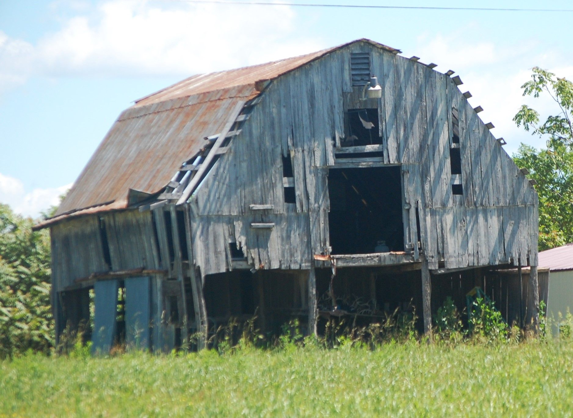 Barn in Meade County, KY.