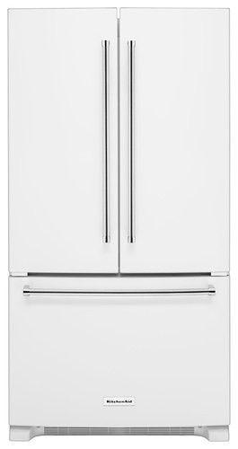 Kitchenaid 200 Cu Ft Counter Depth French Door Refrigerator