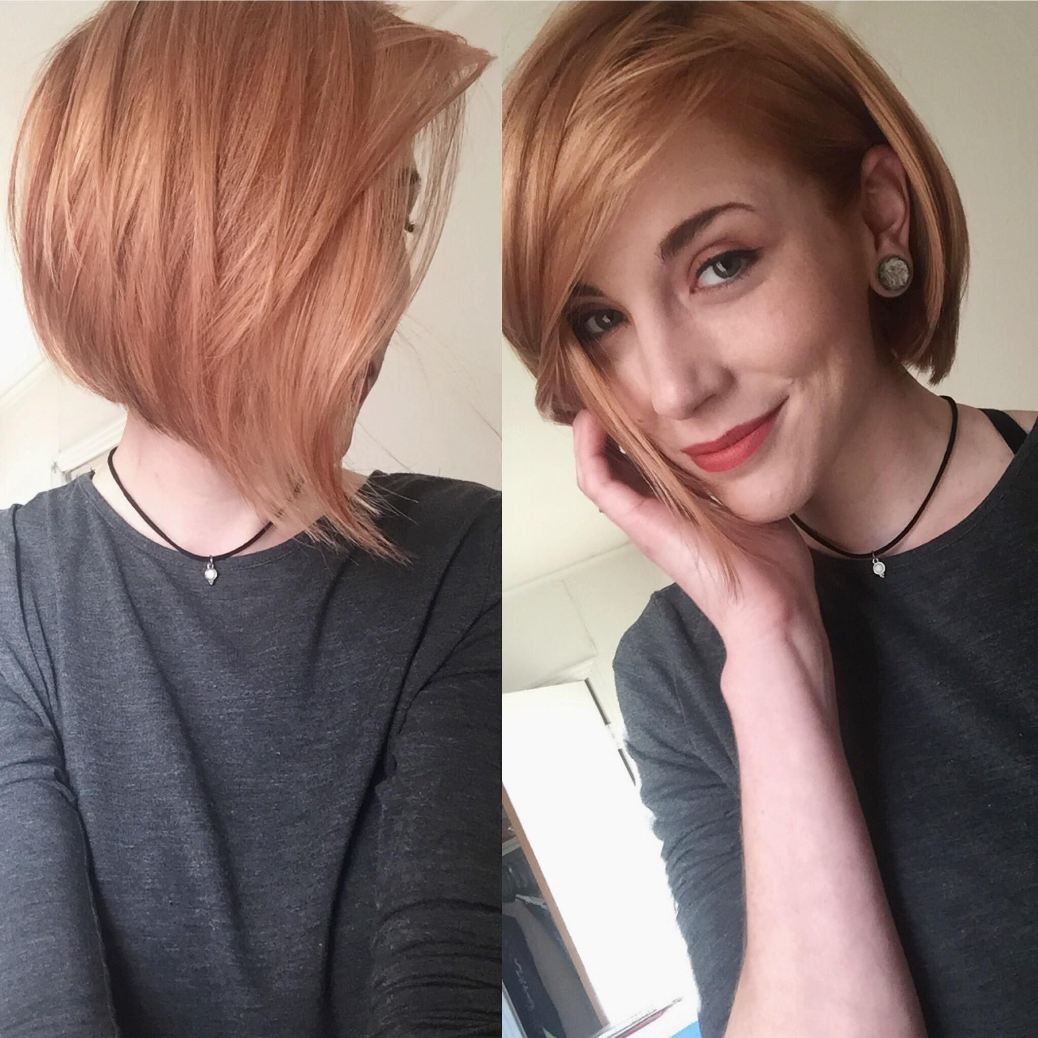 Reddit The Front Page Of The Internet Peachy Hair Color Hair Color Formulas Hair Inspiration