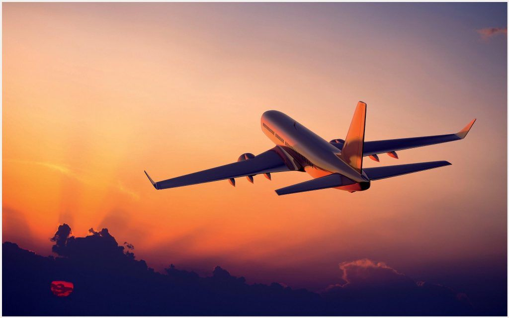 airplane take off at sunset hd wallpaper airplane take off at sunset hd wallpaper 1080p. Black Bedroom Furniture Sets. Home Design Ideas