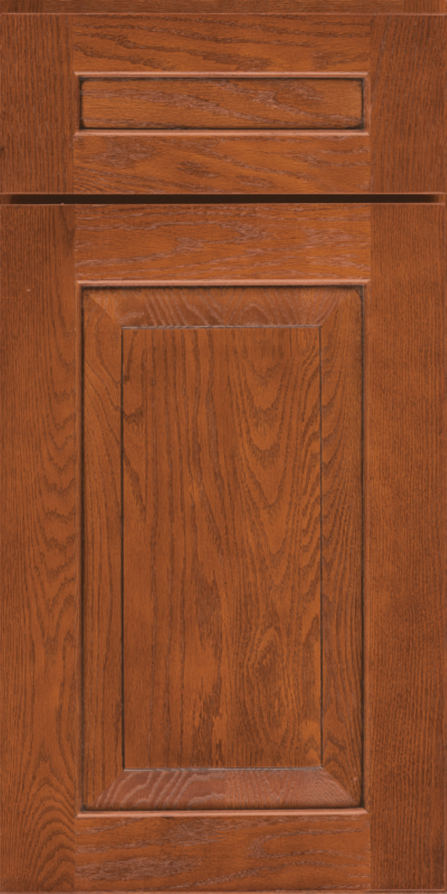 Dillon Oak Wlo4 Square Praline Kraftmaid Kraftmaid Raised Panel Cabinet Styles