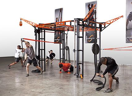 functional training station with images  functional