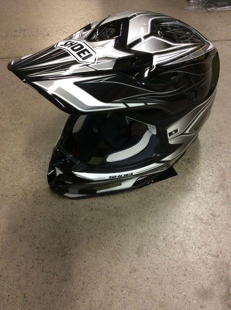 Ebay Sponsored Shoei Black Vfx W Malice Tc 5 Helmet Mens Medium M