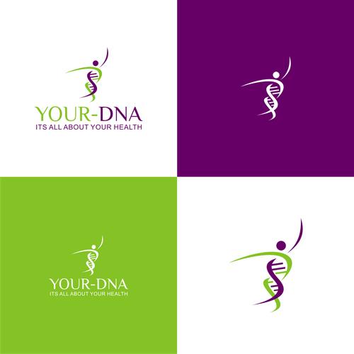 Your Dna Best Health Design Scandinavian Companies Work With Dna Analyzes In Health Training And Medicine Genet Health Design Logo Design Logo Design Contest