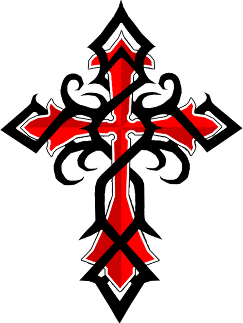 Cross and tribal tattoos tattoo collection tattoos pinterest cross and tribal tattoos tattoo collection publicscrutiny Image collections