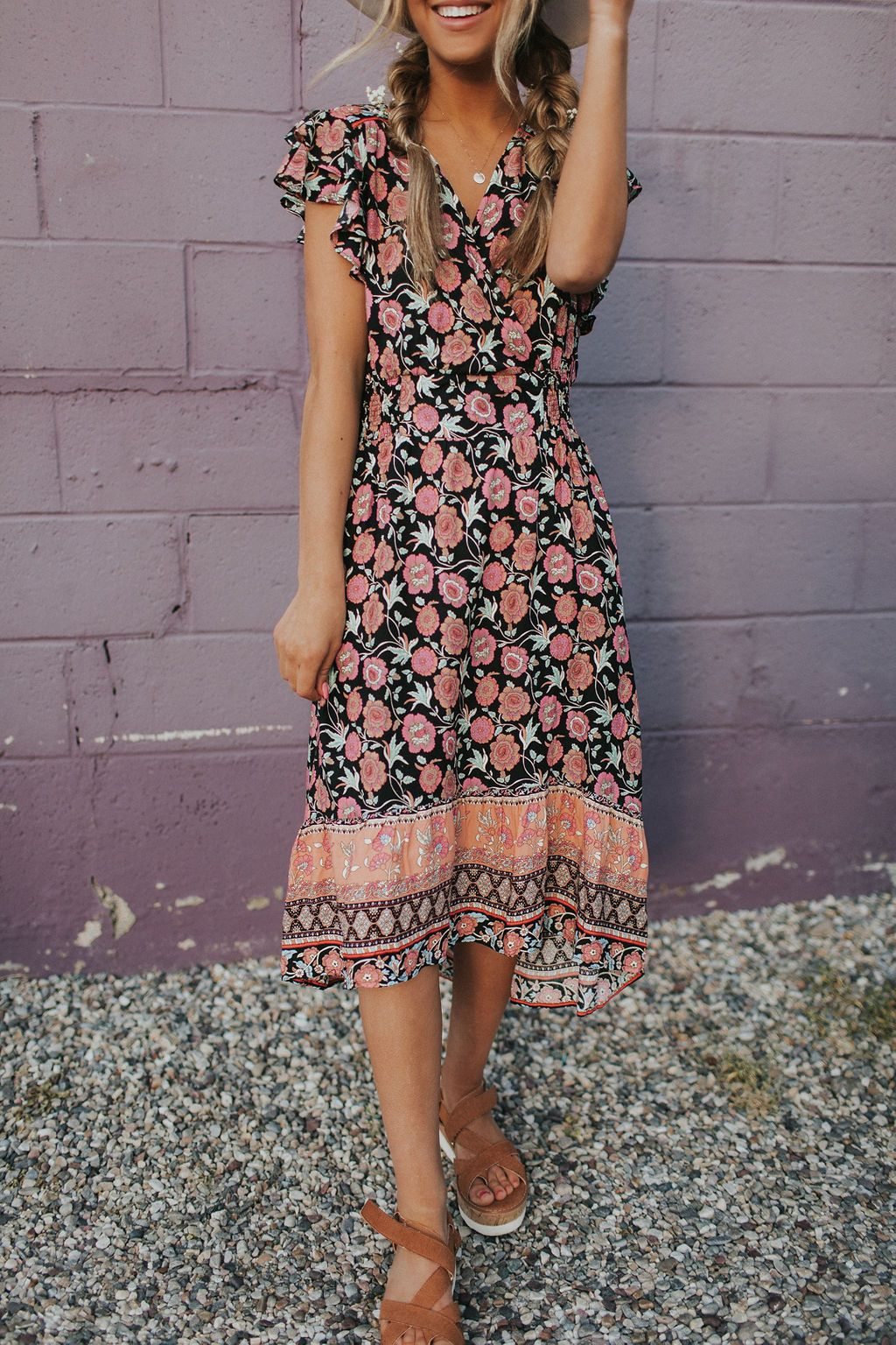 Summer Dress Style In 2020 Summer Fashion Dresses Modest Outfits Dresses [ 1536 x 1024 Pixel ]