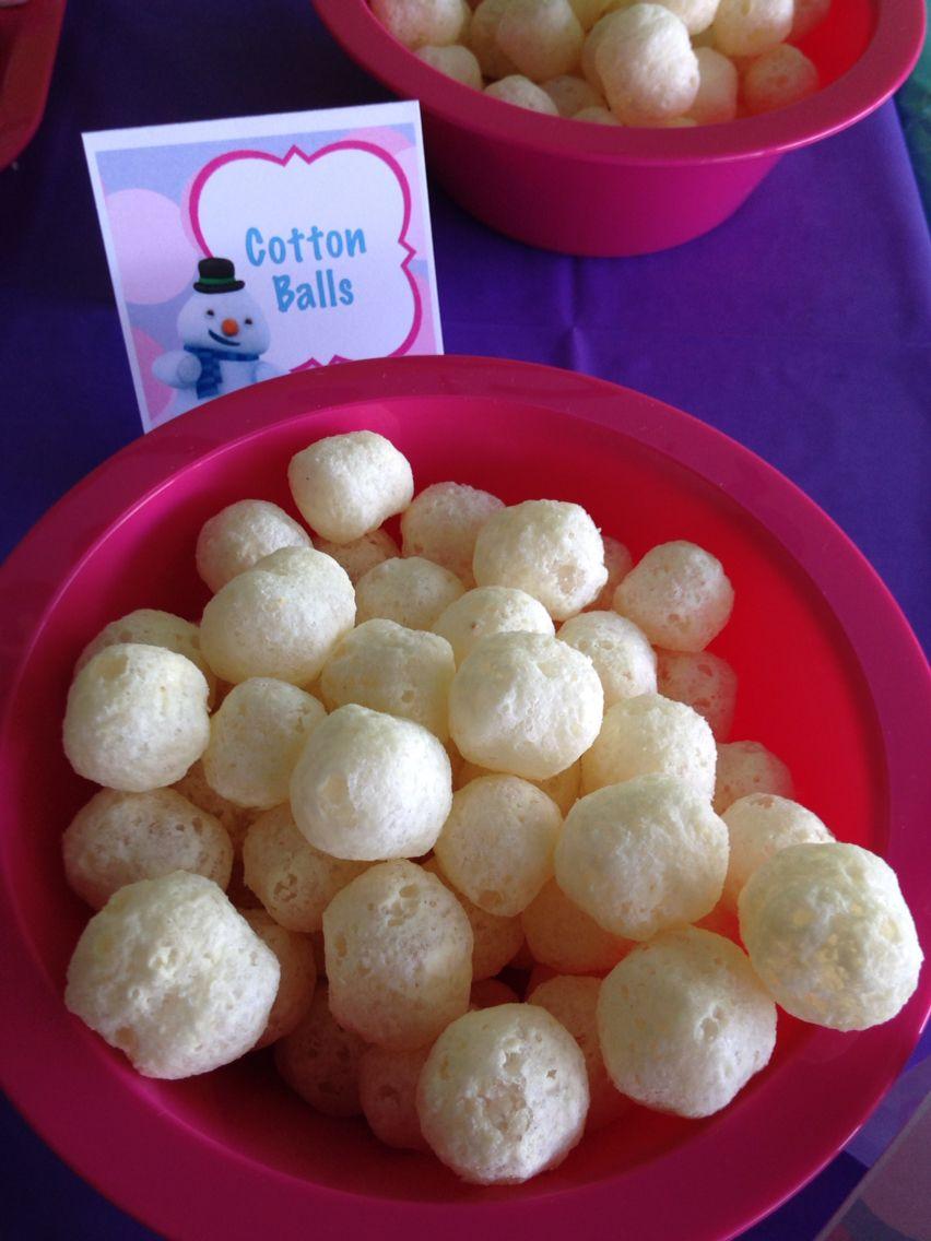 Doc McStuffins birthday party snacks | Birthdays - Doc ...