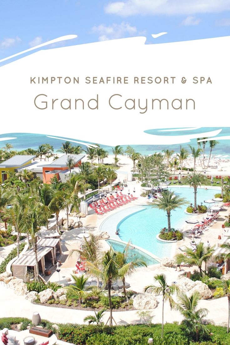 All Inclusive Resorts Grand Cayman All Inclusive Resorts: Kimpton Seafire Resort & Spa - Grand Cayman