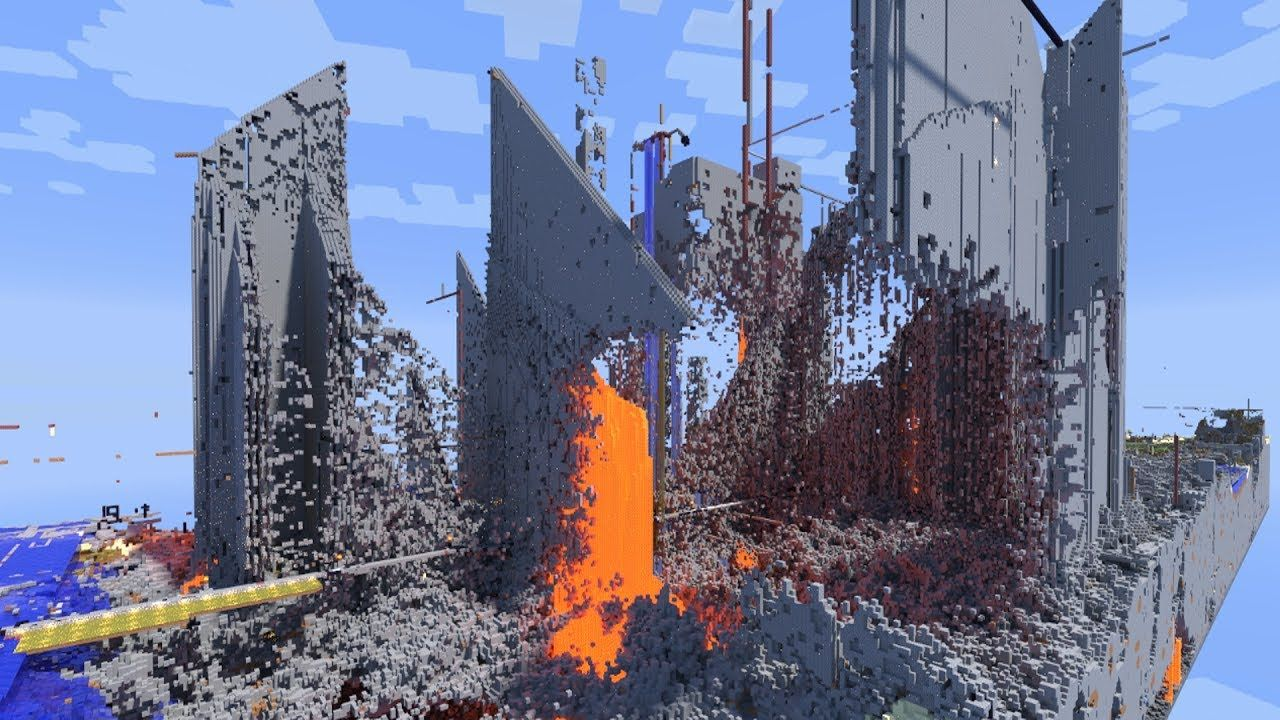 ESCAPE FROM MINECRAFT'S OLDEST ANARCHY SERVER -… | minecraft