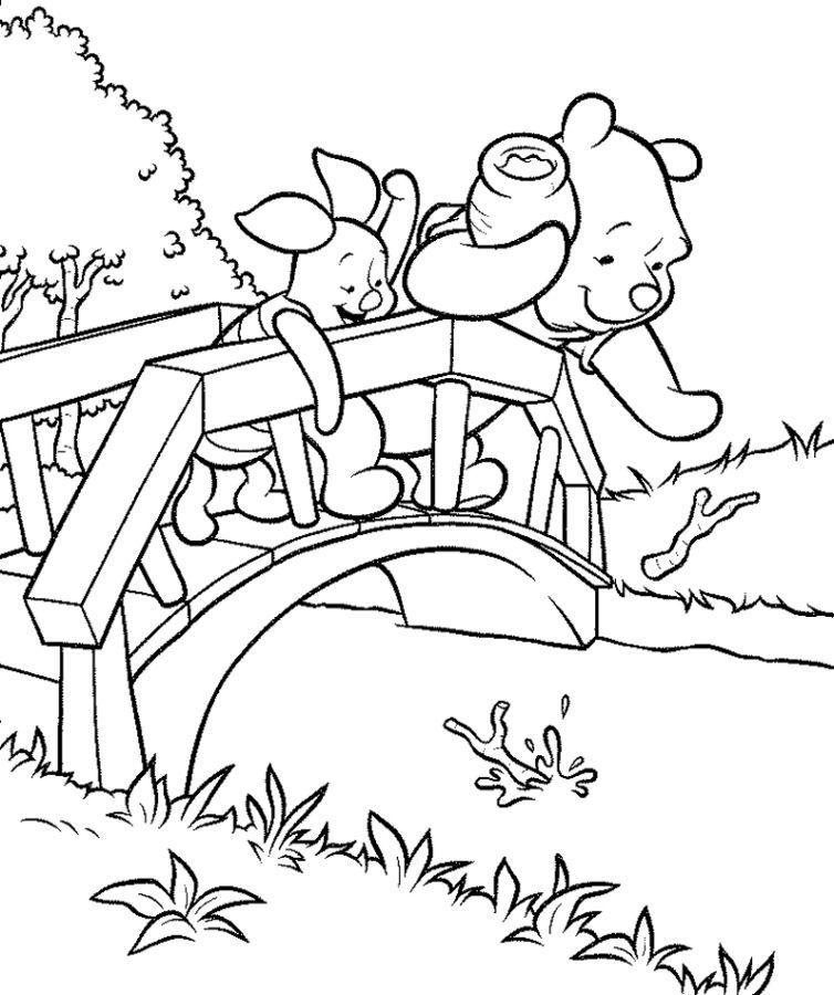 Winnie The Pooh Coloring Pages Coloring Pages Fairy Coloring