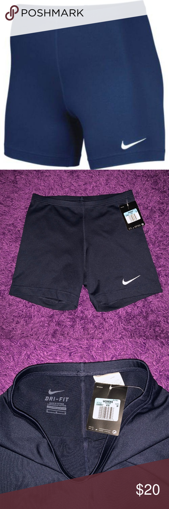 Nwt Nike Womens Volleyball Ace Short Nwt With Images Nike Women Women Volleyball Gym Shorts Womens