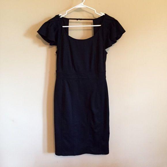 Dresses Formal Black Struchtured