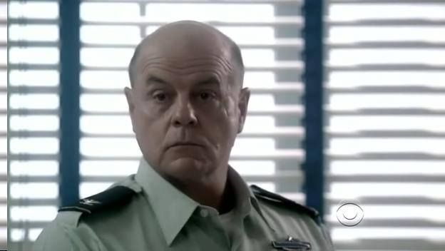 Commandant/Colonel Murillo- Cold Case (TV series) (2009) From: https://www.facebook.com/MichaelIronsideFanCommunity #MichaelIronside #マイケルアイアンサイド