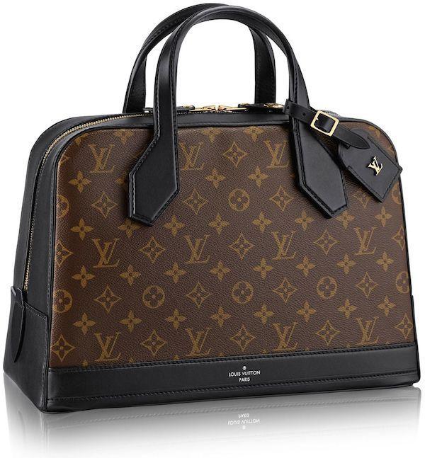 6f45912fa4cf Louis-Vuitton-Monogram-Lady-BagLouis Vuitton Monogram Lady Bag PM Size