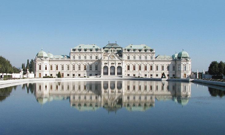 Upper Belvedere Belvedere Wien Sehenswurdigkeiten Museum