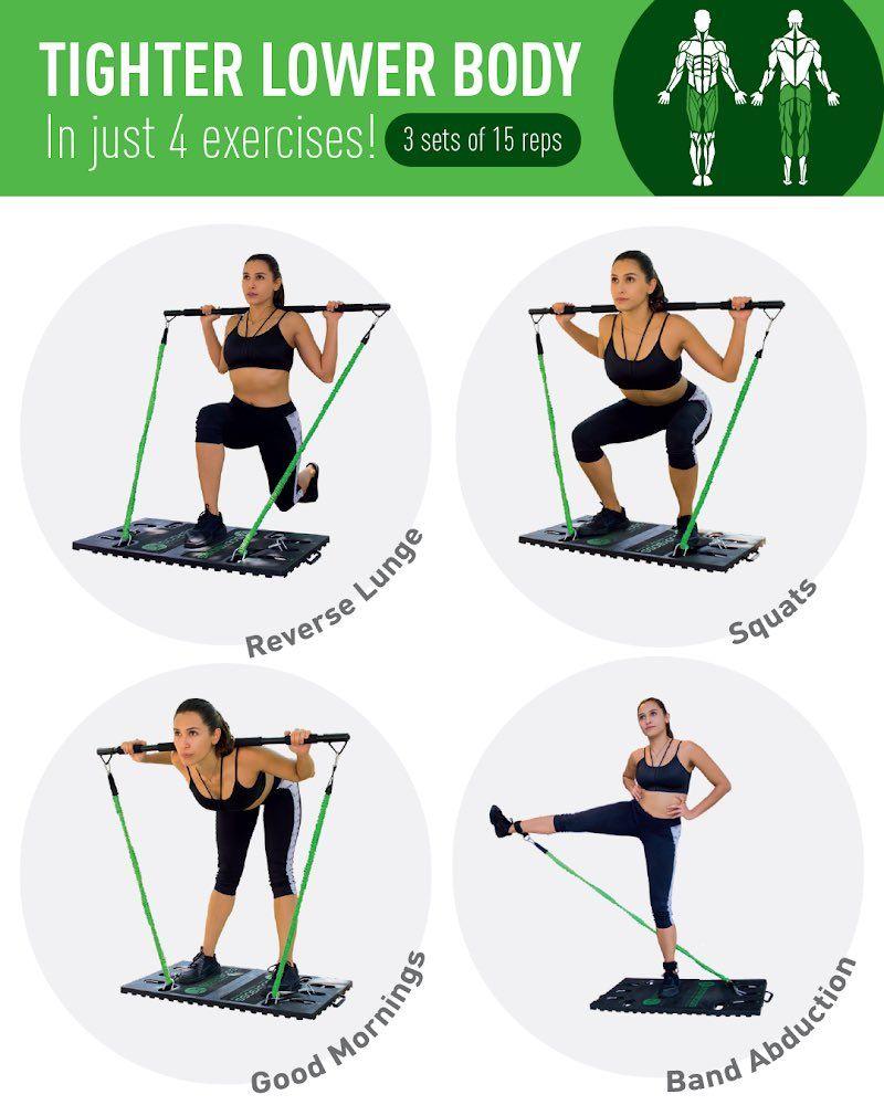 BodyBoss 2.0: 1st Home Gym You Can Take Anywhere