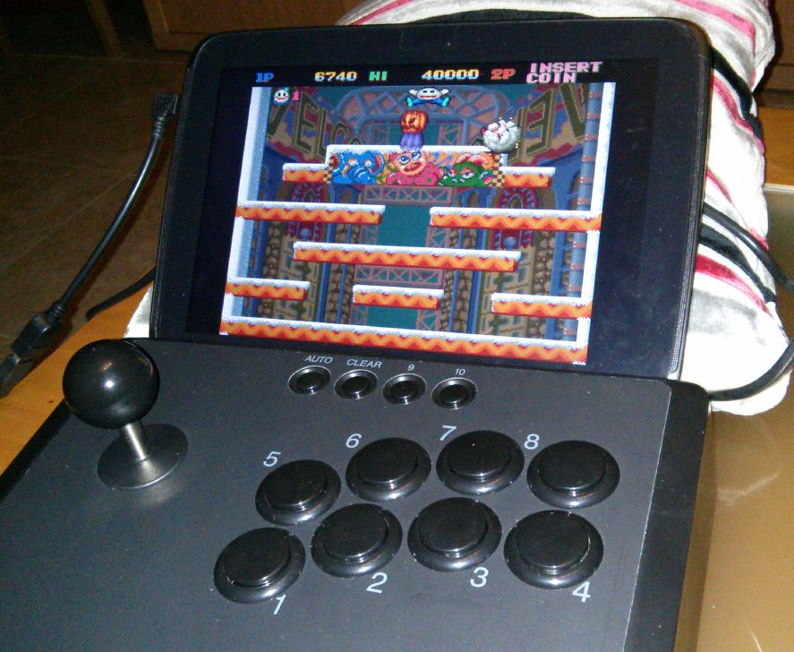 How to turn your Android into an arcade machine | DIY Arcade ...