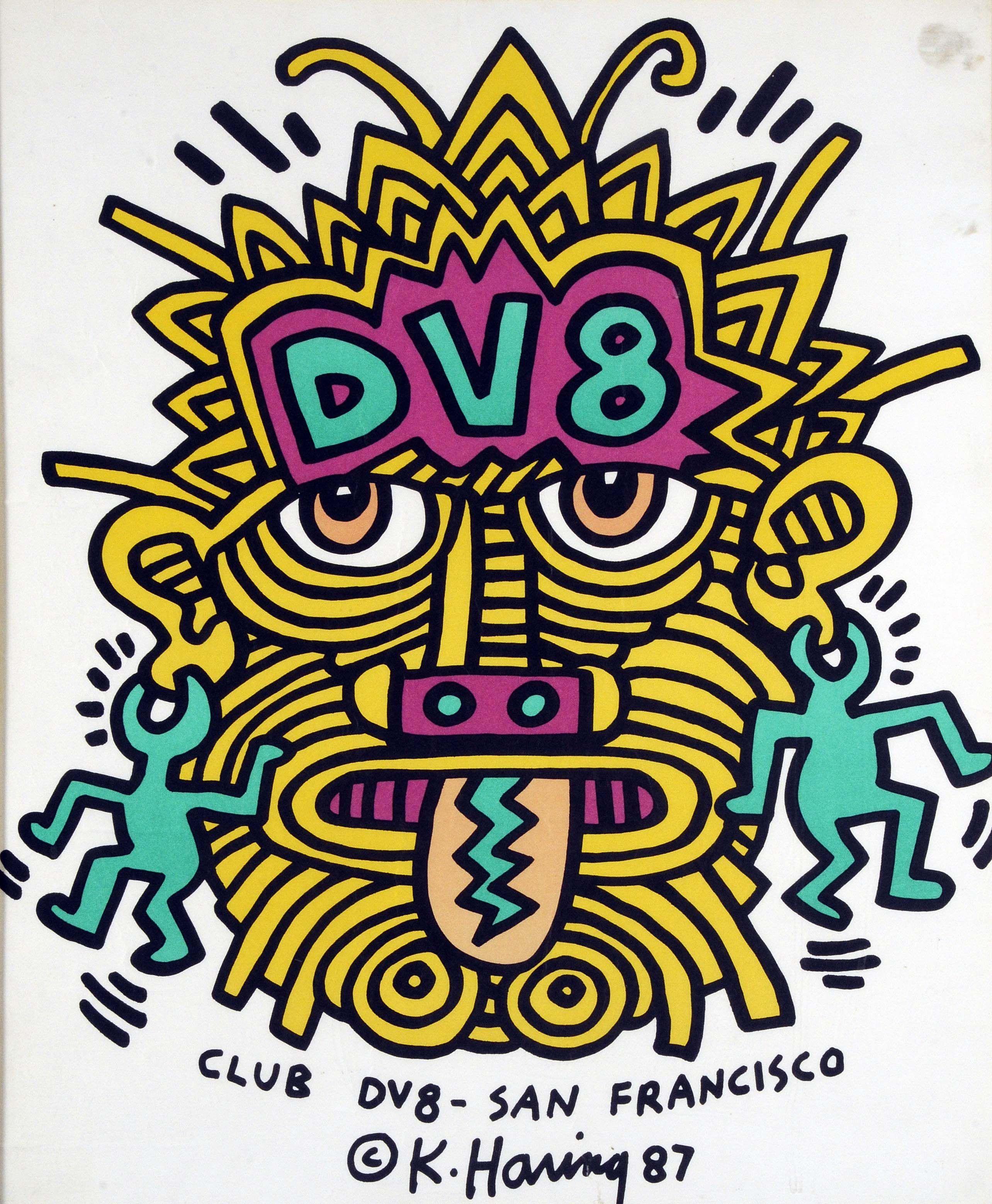 Keith Haring キース ヘリング ポップアート 現代アート