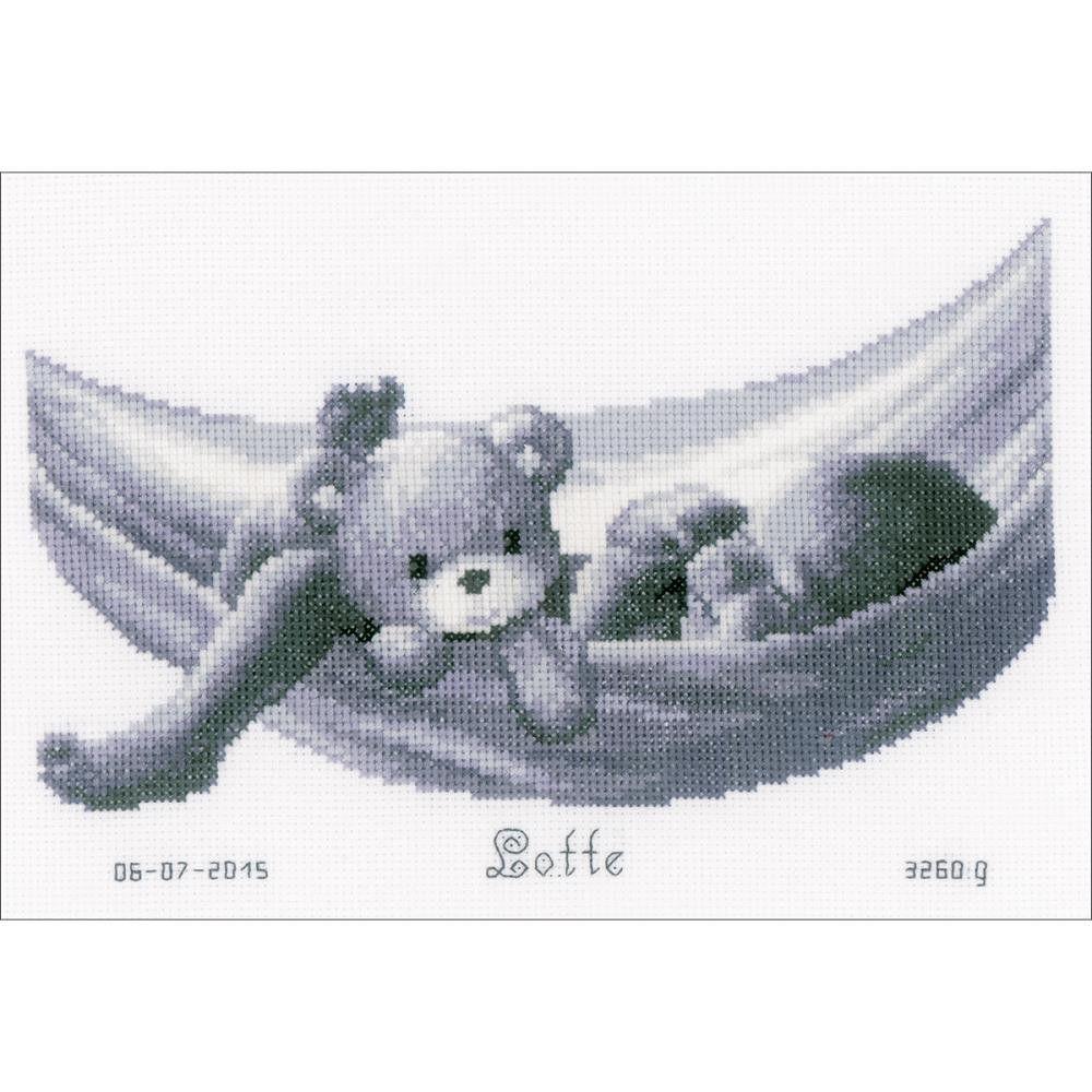 baby in hammock birth record on aida counted cross stitch ki 10 5  x7  baby in hammock birth record on aida counted cross stitch ki 10 5      rh   pinterest