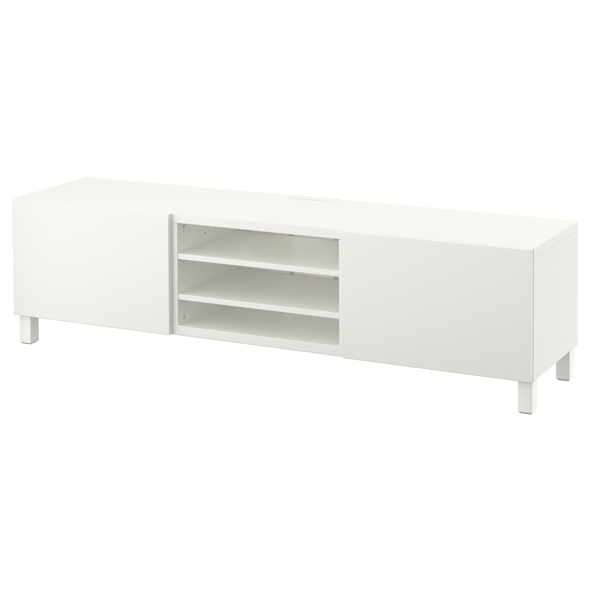Besta Tv Unit With Drawers Lappviken White In 2018 Zoe And