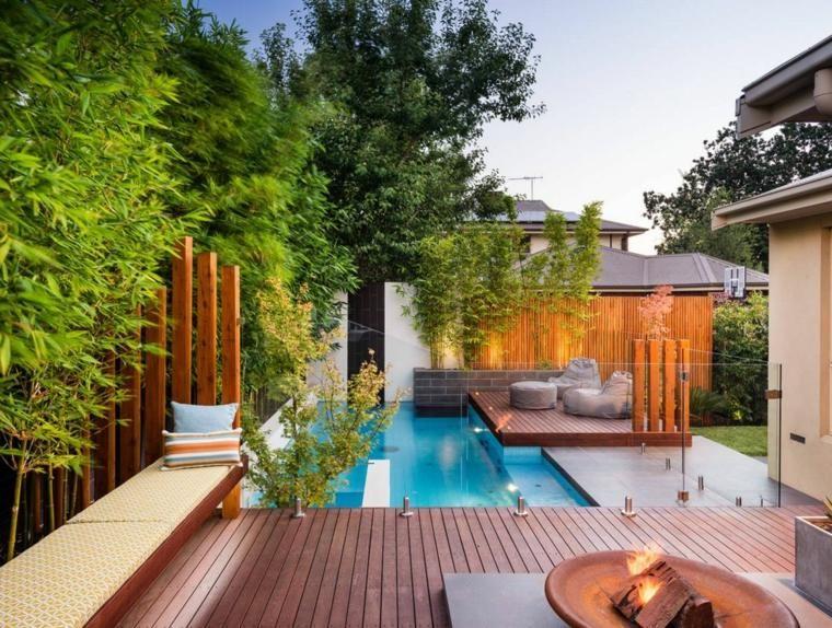 23 idées pour installer une piscine dans votre jardin Swimming - photo d amenagement piscine