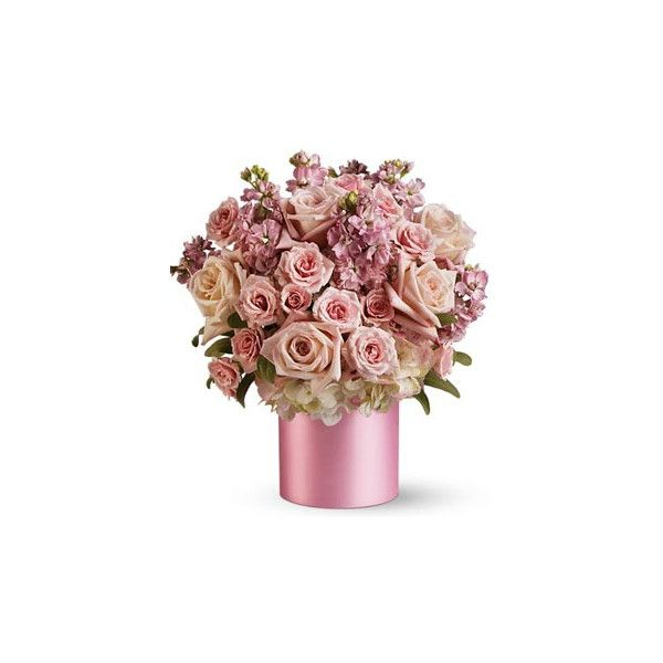 Modern Valentine Bouquet With Light Pink Roses Png Pink Flower Arrangements Valentines Flowers Flowers For Valentines Day