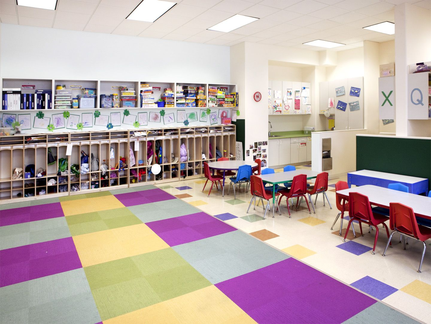 Interior Design For Daycare Centers