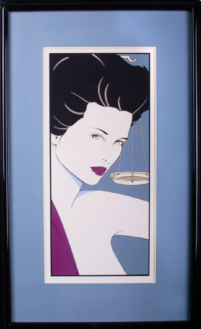 Patrick Nagel (1945-1984) Californian – Sep 22, 2018 | Clark's Fine Art & Auctioneers Inc. in CA