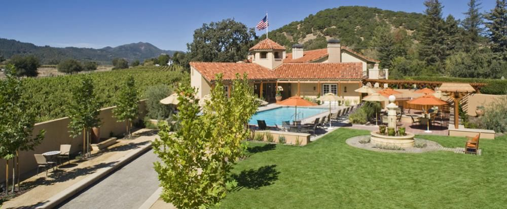 Napa Valley Lodge Hotel Luxury Hotels In Yountville Ca
