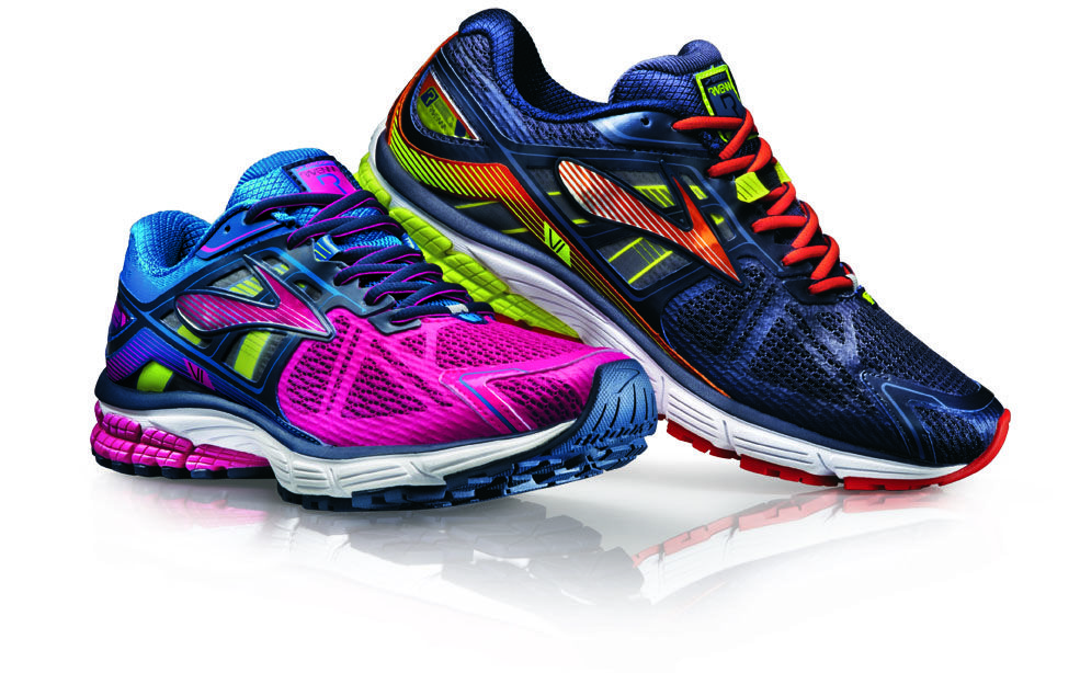 782e899d957 The Brooks Ravenna 6 is the perfect running shoe to put a little extra dash  in your step!