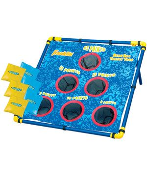 Franklin Sports Bean Bag Target Toss Is A Fun Game For All Includes An Weather Lawn Minor Assembly Required 6 Bags Complete Rules And