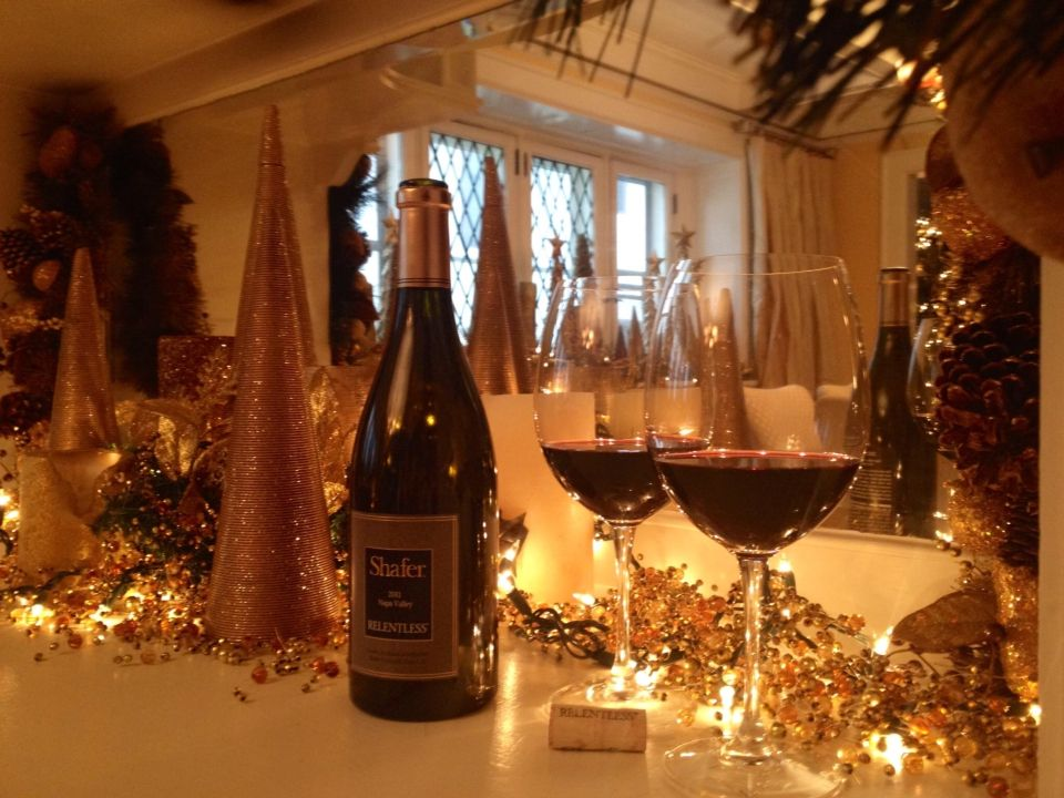 A toast to the Holidays