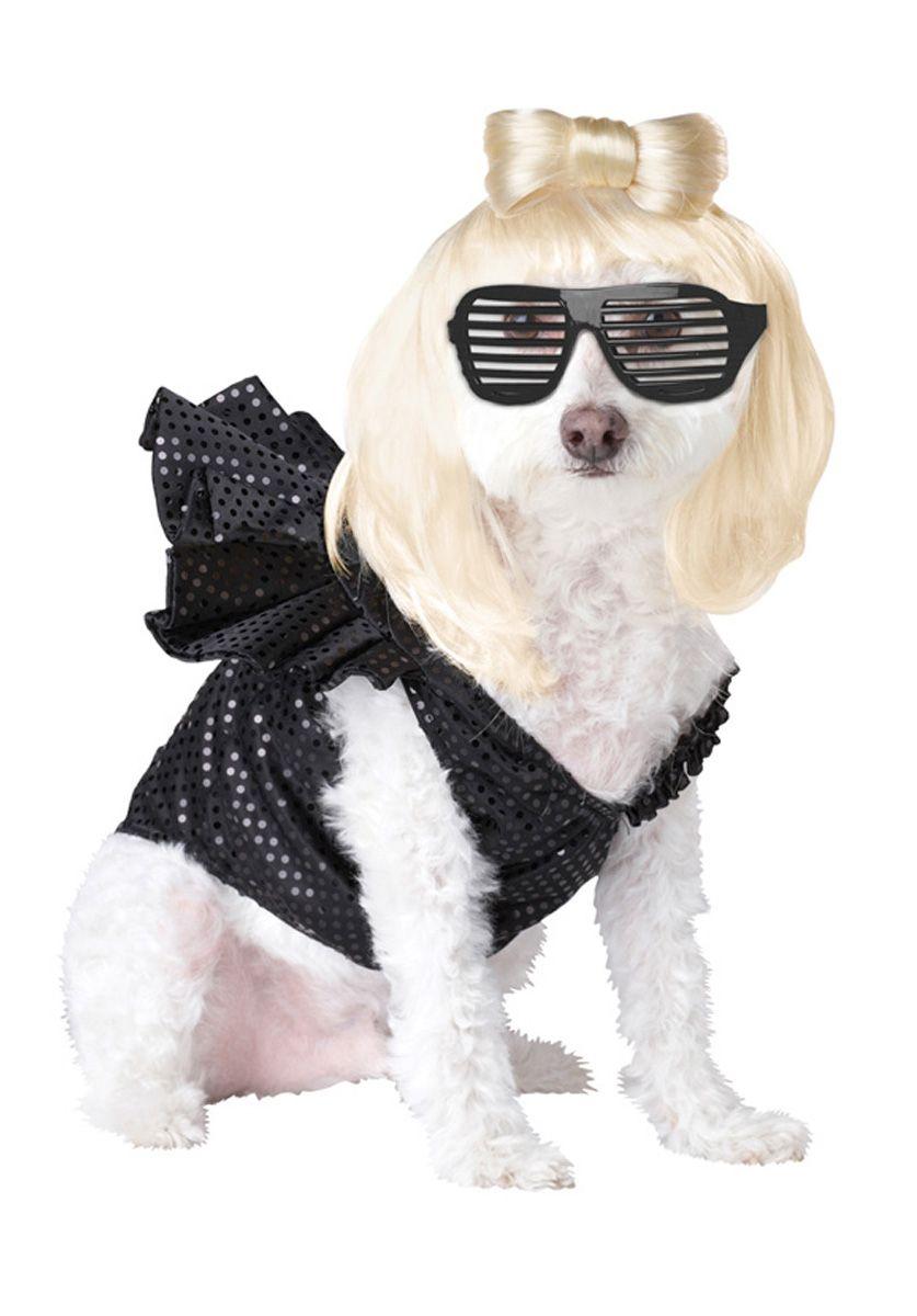 Lady Dogga Dog Costume - Pet Fancy Dress Costumes at Escapade™ UK ...