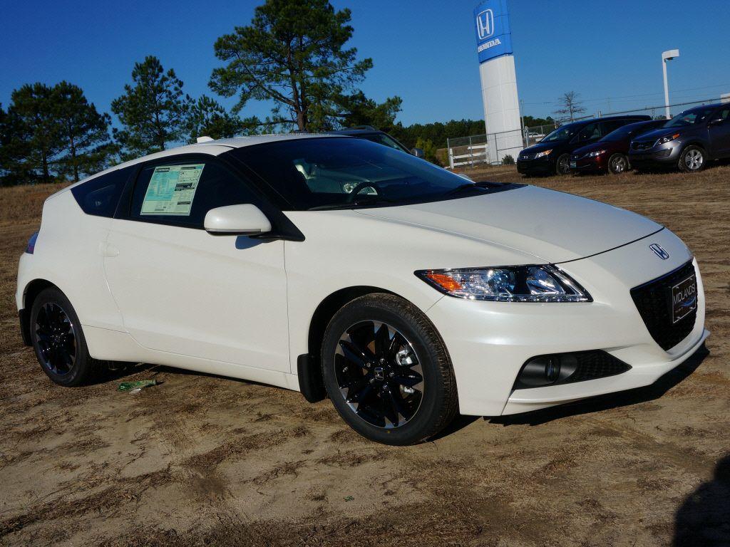 New 2014 Honda CR Z EX In Columbia SC | VIN: