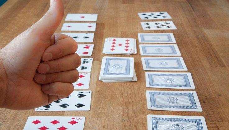 Playing Trash A Fun Kids Card Game Card games for kids