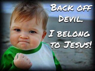 I belong to Jesus!