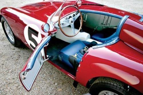 Osca Winner 1956 Osca Mt4 Classic Cars Cars Race Cars