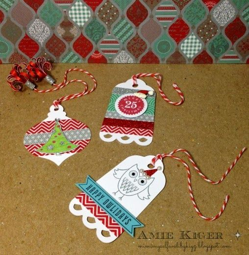 Mimi, Myself, and I: Tag (You're) It Tuesday Meets the Close to My Heart Holiday Wish Guide!