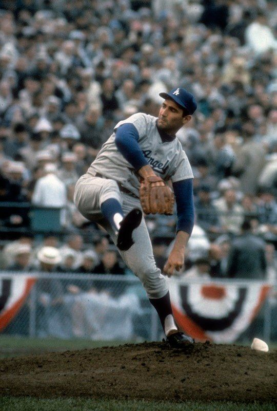 Photo of It's Been 50 Years Since Sandy Koufax Refused to Pitch on Yom Kippur