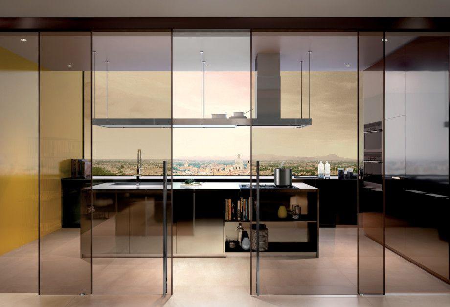 Porte Vetro Henry Glass Il perfetto connubio tra arte e design ...
