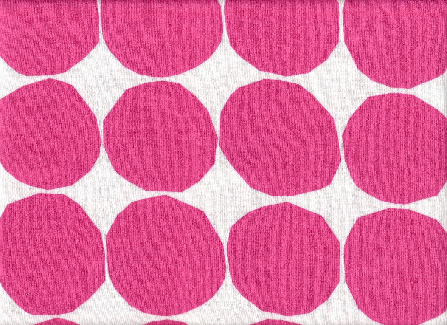 MARIMEKKO cotton knit fabric. $25.00, via Etsy.