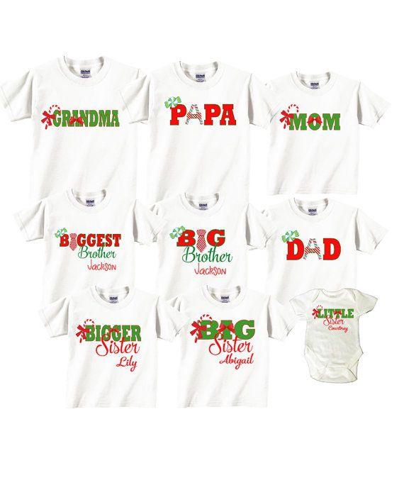 b5ab8cafa2 Christmas Shirts for Family Matching Family Christmas Shirts 3