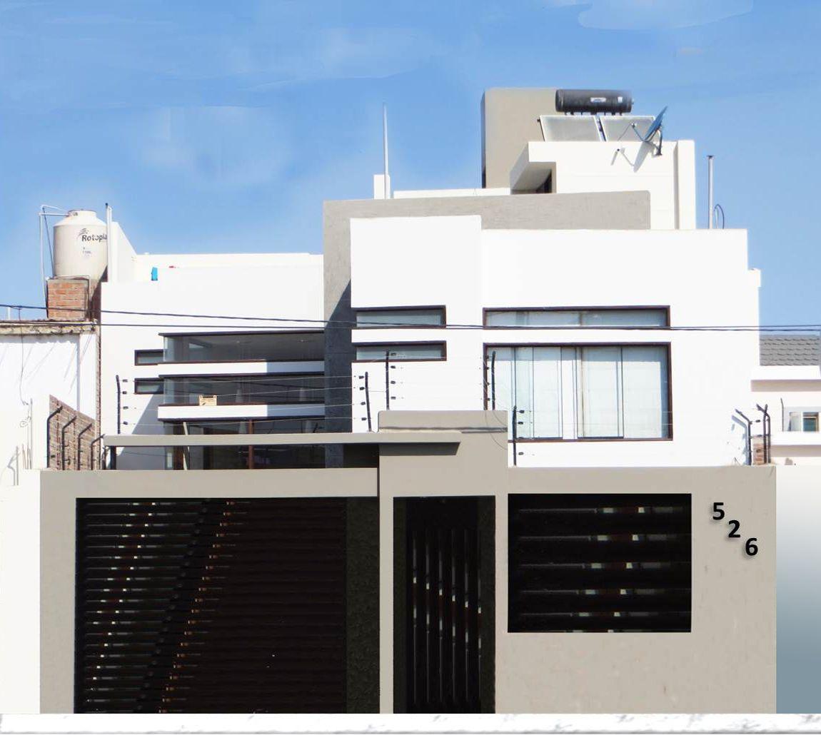 Resultado de imagen para fachadas de casas de 2 pisos en peru ...