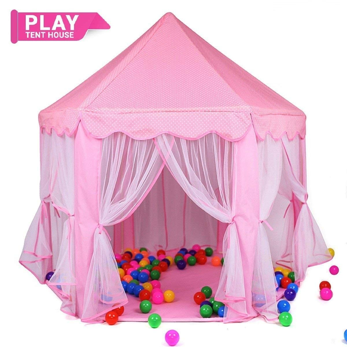 Crazeis Novelty Premium Hut Type Kids Play Tent House Play