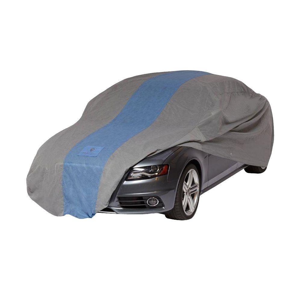 OxGord Indoor Biodiesel Compact Hatchback Full Car Cover For Hatchback