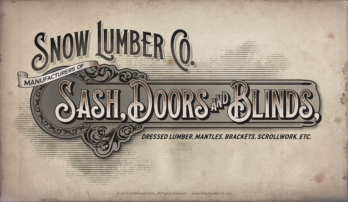 Lhf Elixir Vintage Western Fonts Western Font Vintage Typography Lettering