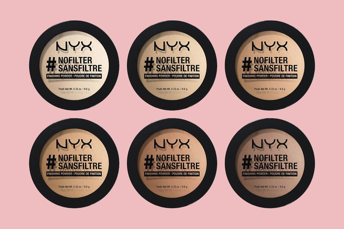 NYX NoFilter Finishing Powder Beauty Blog, Makeup