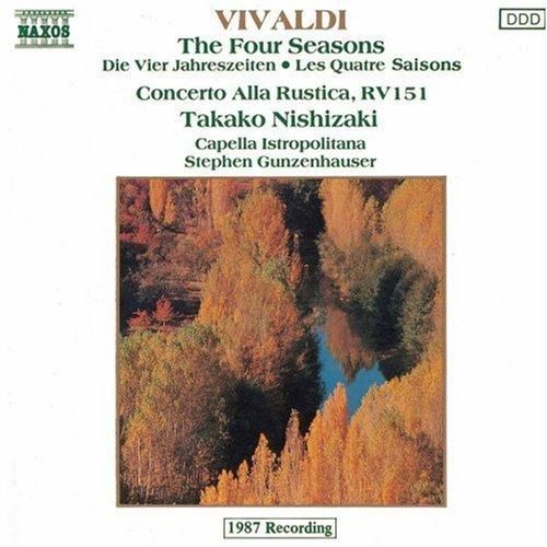 """Spring"" From The Four Seasons, Concerto For Vio"