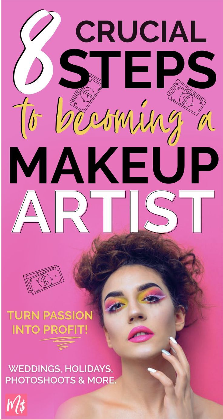 8 Essential Career Tips To Become A Professional Freelance Makeup Artist Becoming A Makeup Artist Freelance Makeup Freelance Makeup Artist Business