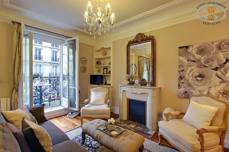 Guest Apartment Services in Paris.. ALYSSUM - Apartment ...